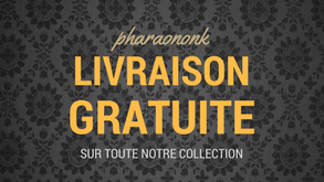 pharaonink shop boutique online décoration high-tech Banniere Deco Banniere