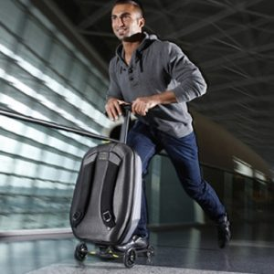 scooter sac trottinette Luggage Scooter qualité intégrer rétractable High quality bag scooter integrated travel airport top best meilleur