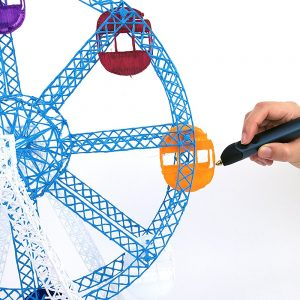 3Doodler stylo 3D pen gift DIY create creation sois toi même cadeau eazy use facile meilleur best kid enfant 2017 2018