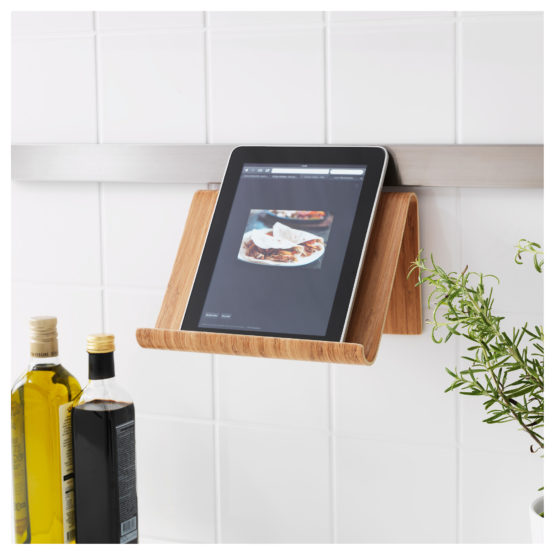 Support pour tablette bois Tabletstand Tablet stand home wood bambou bamboo art decoration hightech best top meilleur 2018