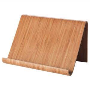Support pour tablette bois Tabletstand Tablet stand home woodbambou bambooart decoration hightech best top meilleur 2018