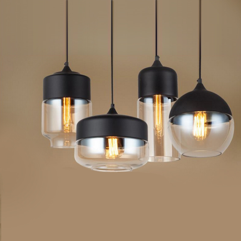 lampe a suspension clairage d 39 int rieur minimaliste 16 mod les. Black Bedroom Furniture Sets. Home Design Ideas