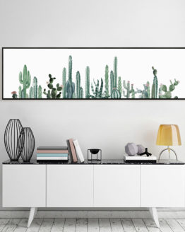 Toile Cactus Désert tableau Canvas plant artist artwork design homedecor homedesign artdeco hightech art decoration musthave best tendance 2018 pharaonink